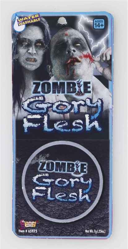 Zombie Gory Flesh Makeup 65975