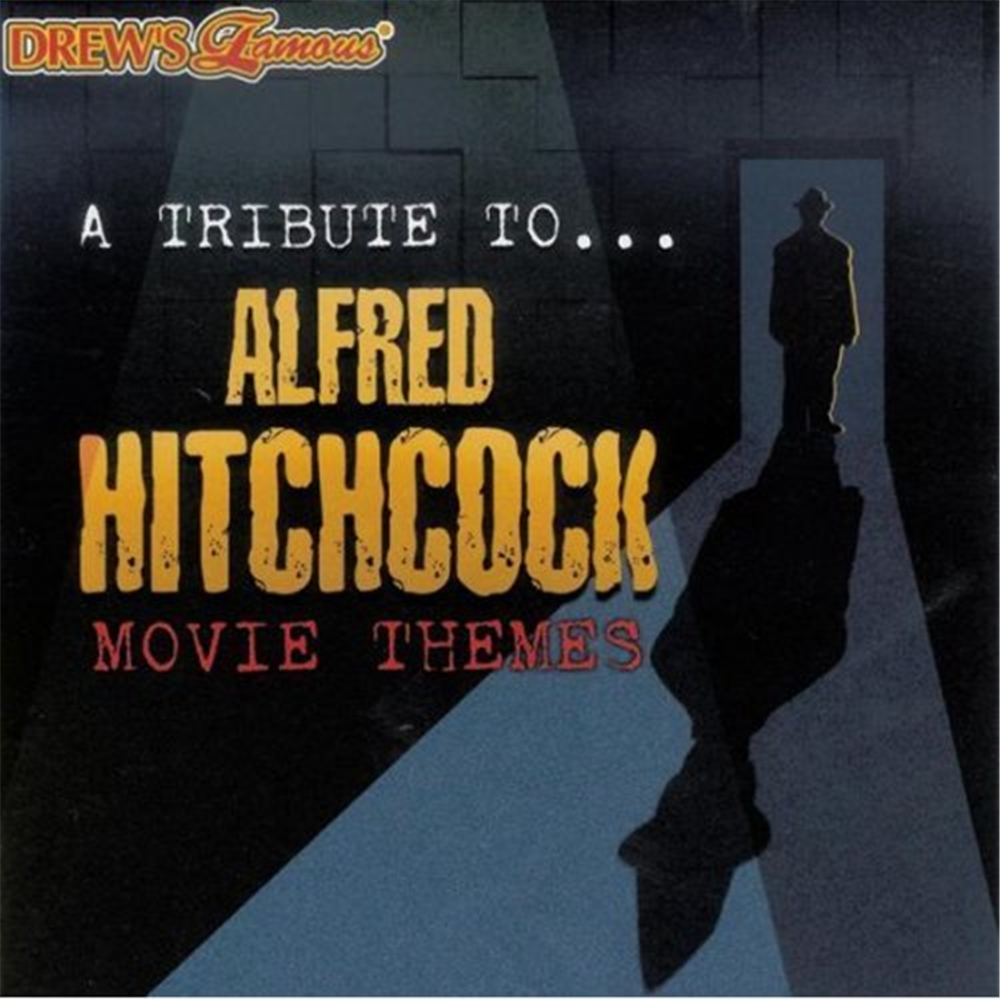 Image of Drew's Famous Tribute to Alfred Hitchcock