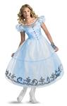 Deluxe Alice Movie Dress Adult Costume