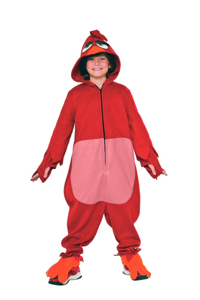 Angry Birds Movie Red Child Costume