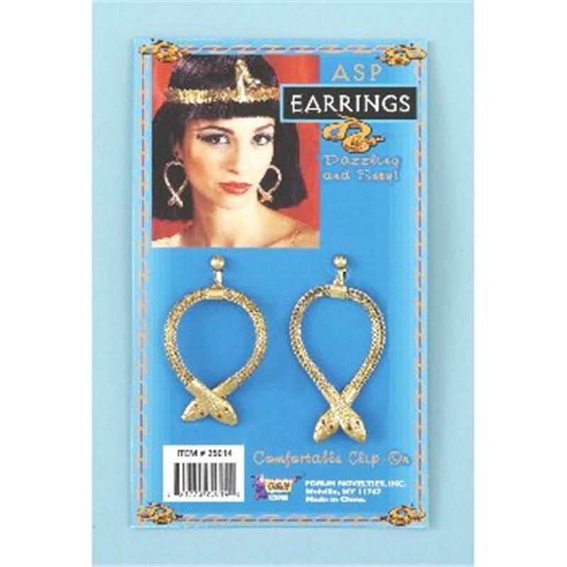 ASP Earrings by Forum Novelties