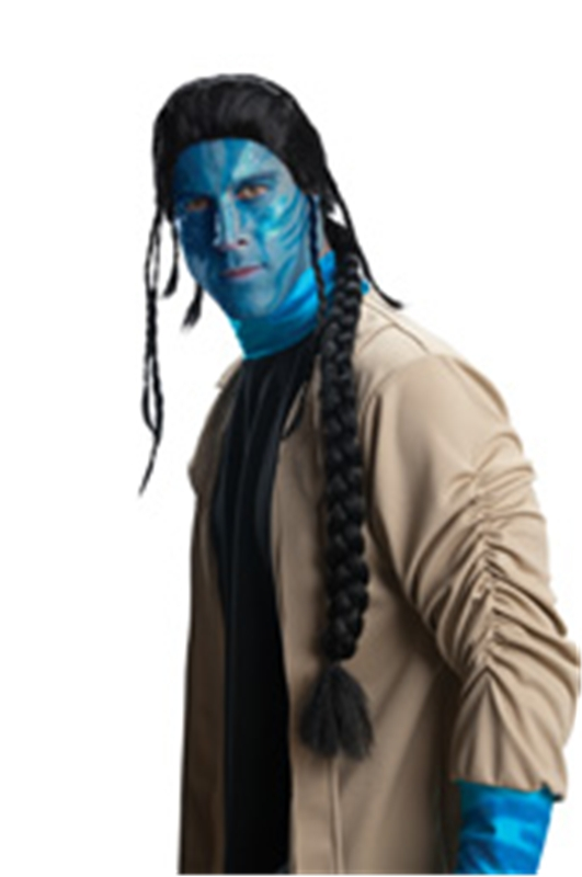 Avatar Jake Sully Adult Wig 51997