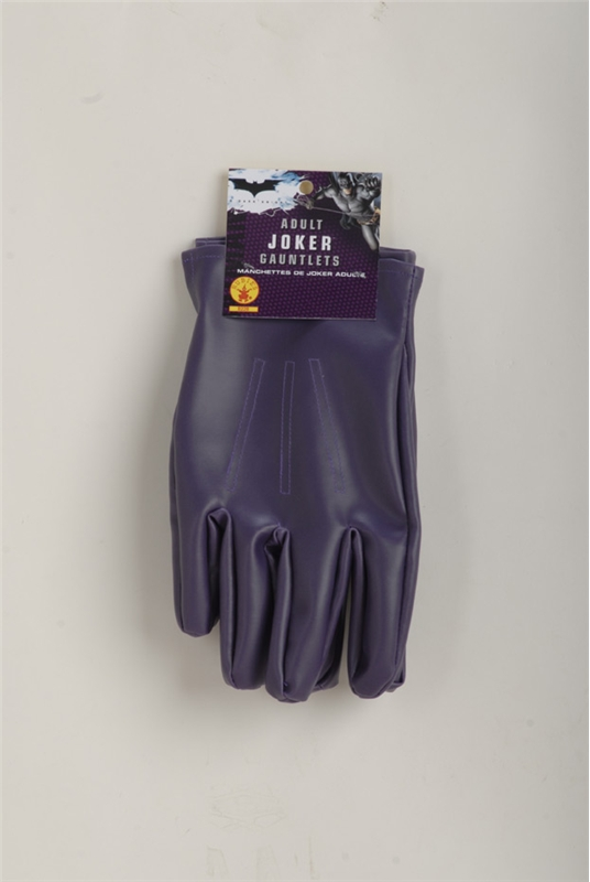 Batman Joker Adult Gloves by Rubies