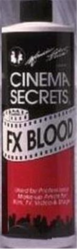 FX Fake Blood 16 Oz Gel by Cinema Secrets