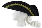 Colonial-Black-Hat-with-Wig