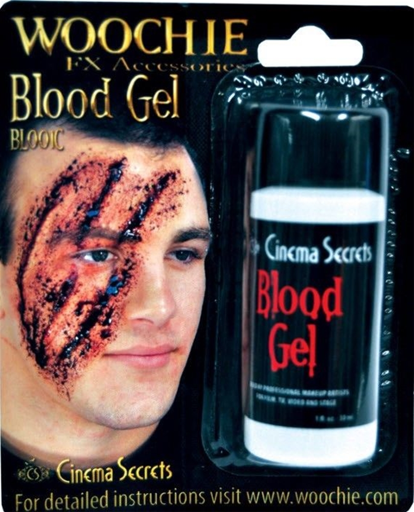 Woochie Blood Gel 1oz
