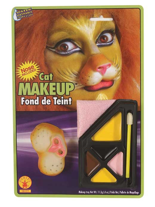 Cat Makeup Kit by Rubies