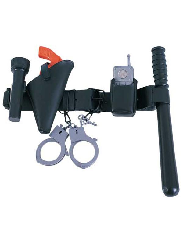 Police Officers Child Belt