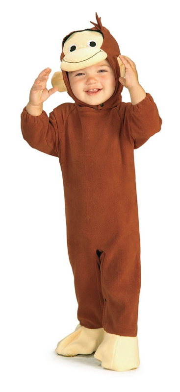 [Curious George Newborn Costume] (Costumes Curious George)
