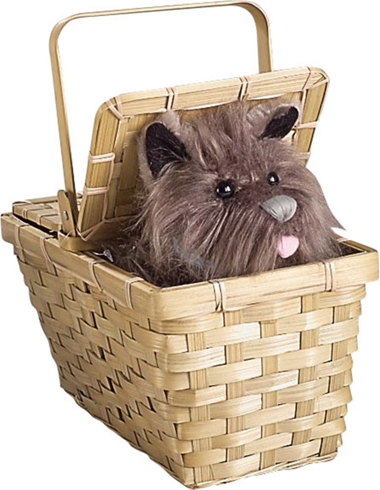 Deluxe Toto in a Basket by Rubies