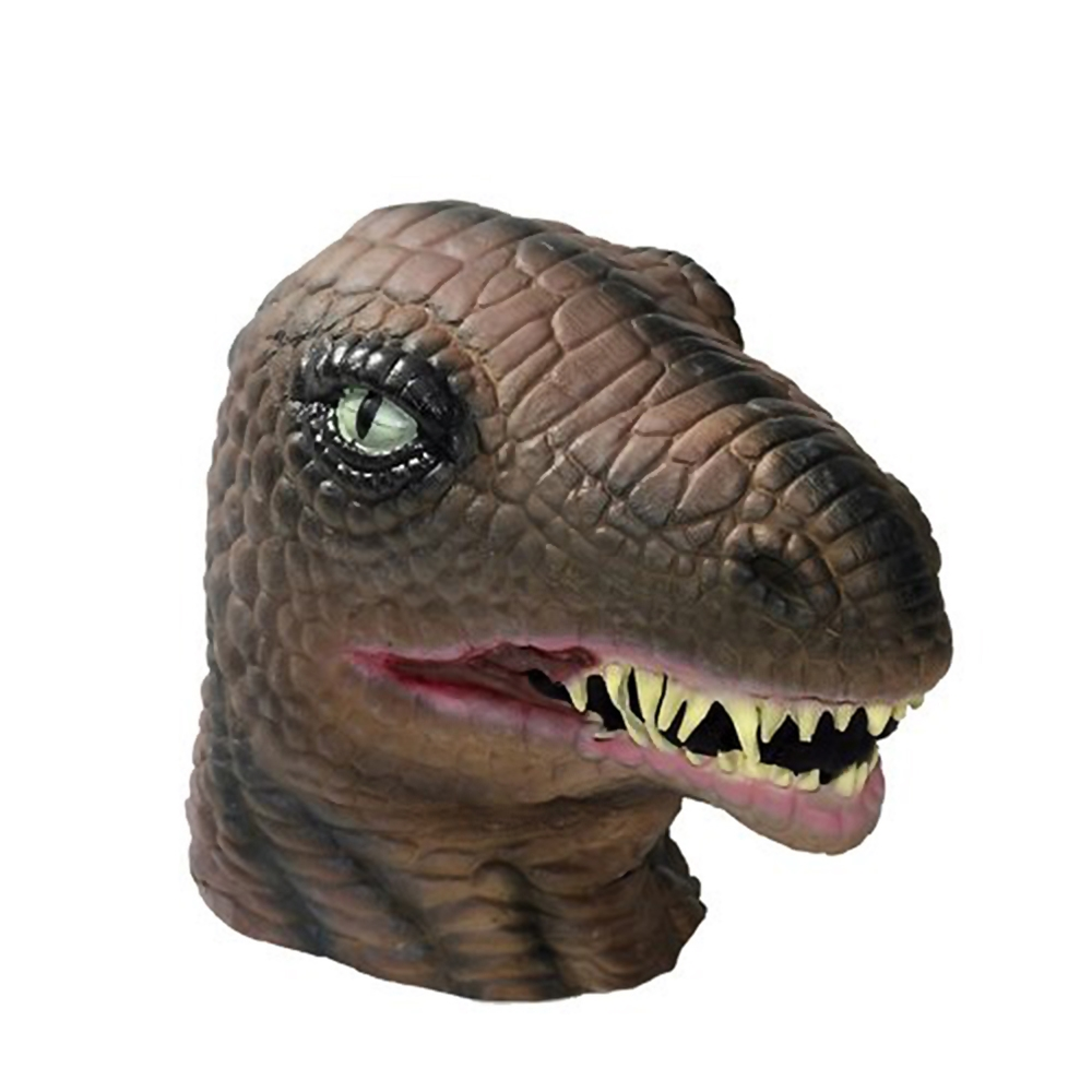 Dinosaur Deluxe Latex Mask