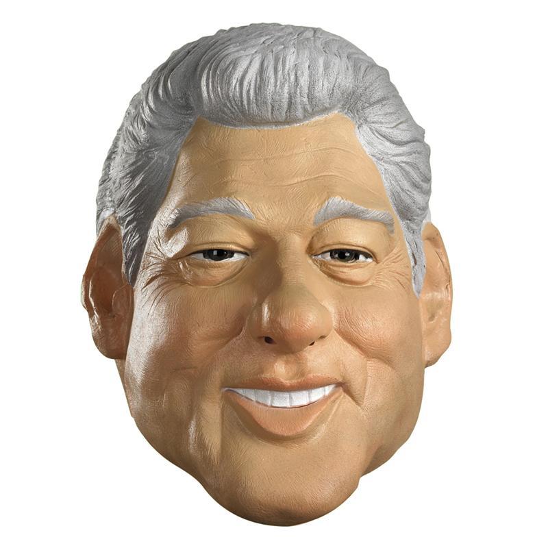 Politically Incorrect Clinton Mask