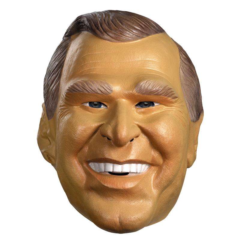 Politically Incorrect G.W. Bush Mask