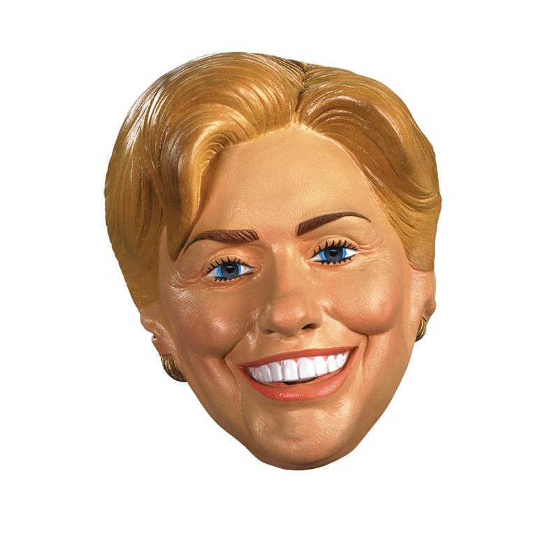 Politically Incorrect Hillary Clinton Mask by Disguise
