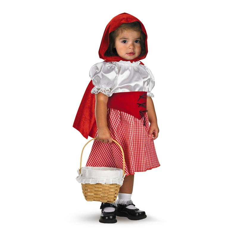 Tiny Treats Little Red Riding Hood Infant Costume