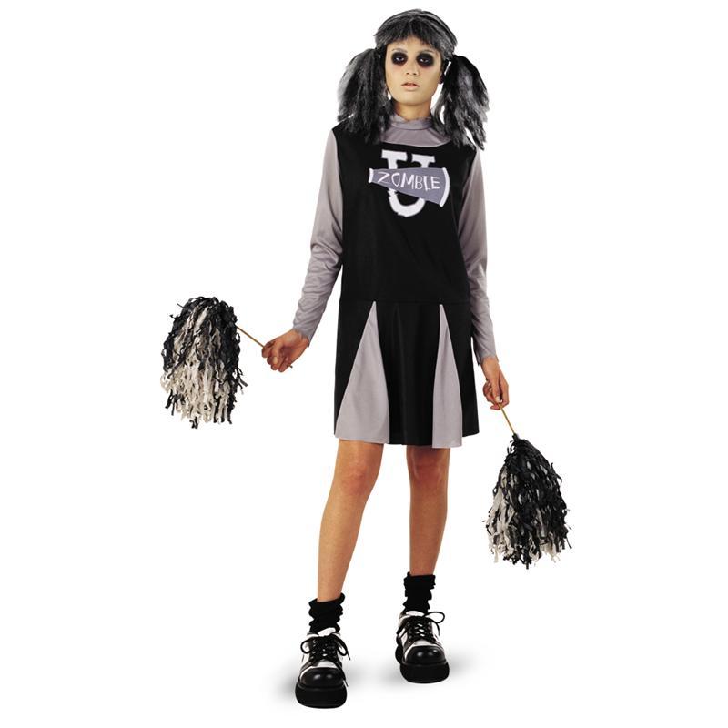 Www Halloween Decorating Ideas: Ceptions Zombie Cheerleader Costume