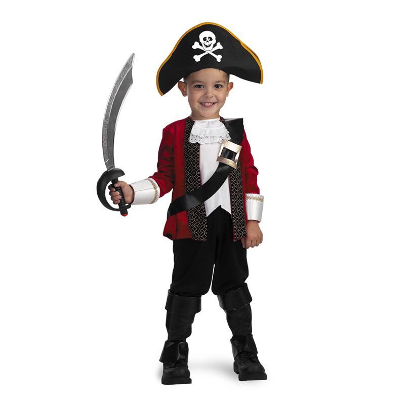 Deluxe El Capitan Toddler Costume