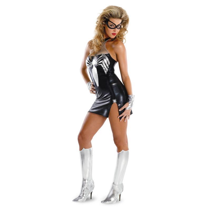Spider Girl Sassy Adult Costume