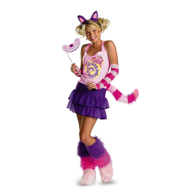 Cheshire Cat Teen/Adult Costume