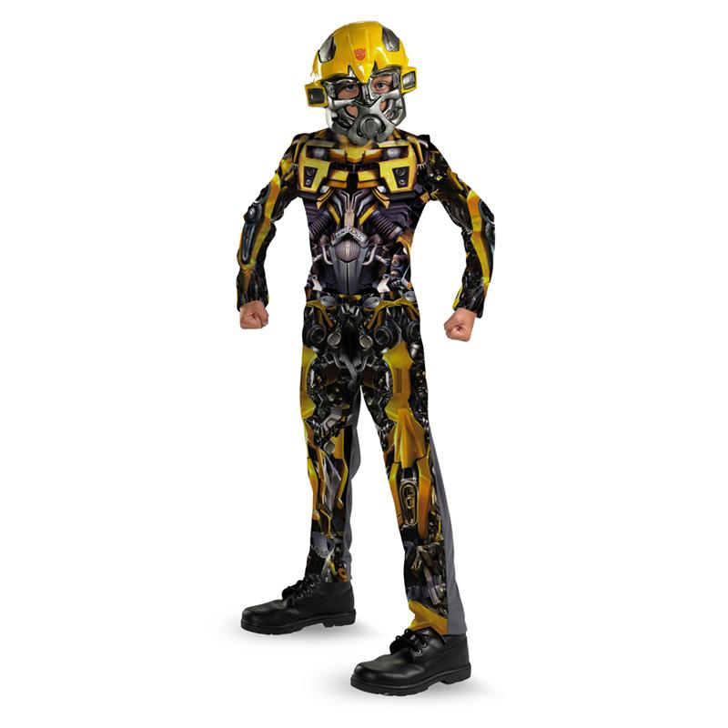 Transformers: Revenge of the Fallen Bumblebee Movie Classic Child Costume