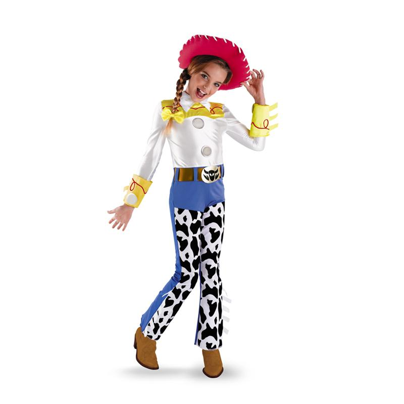 Toy Story And Beyond! Jessie Deluxe Child Costume