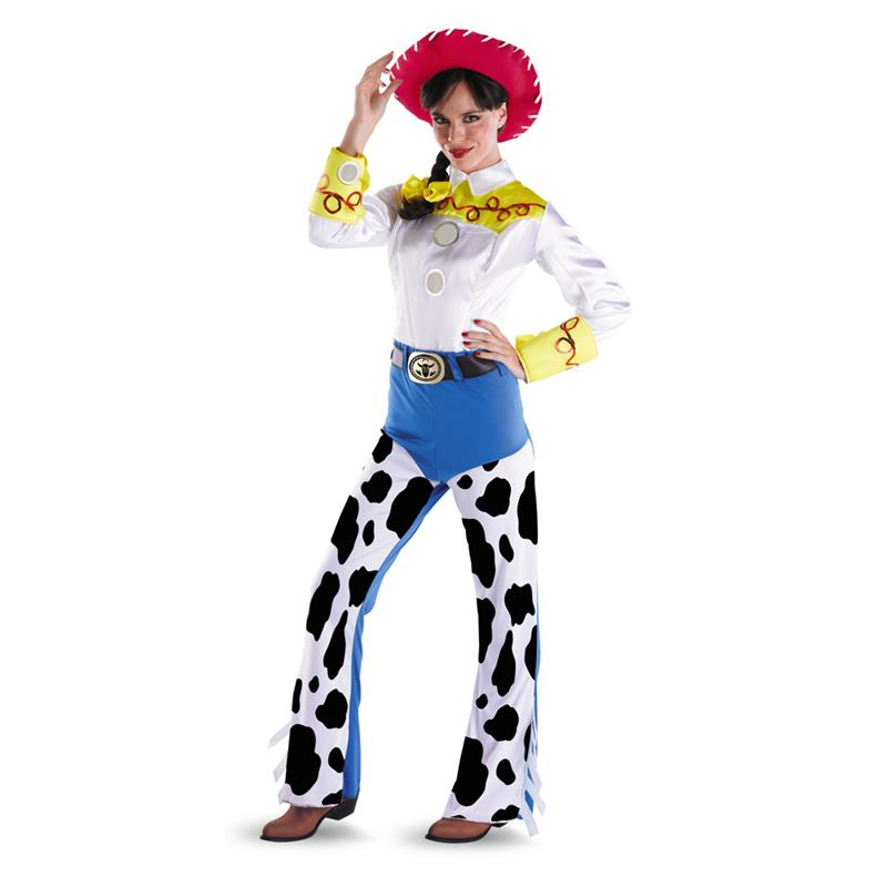 Toy Story And Beyond! Jessie Deluxe Adult Costume