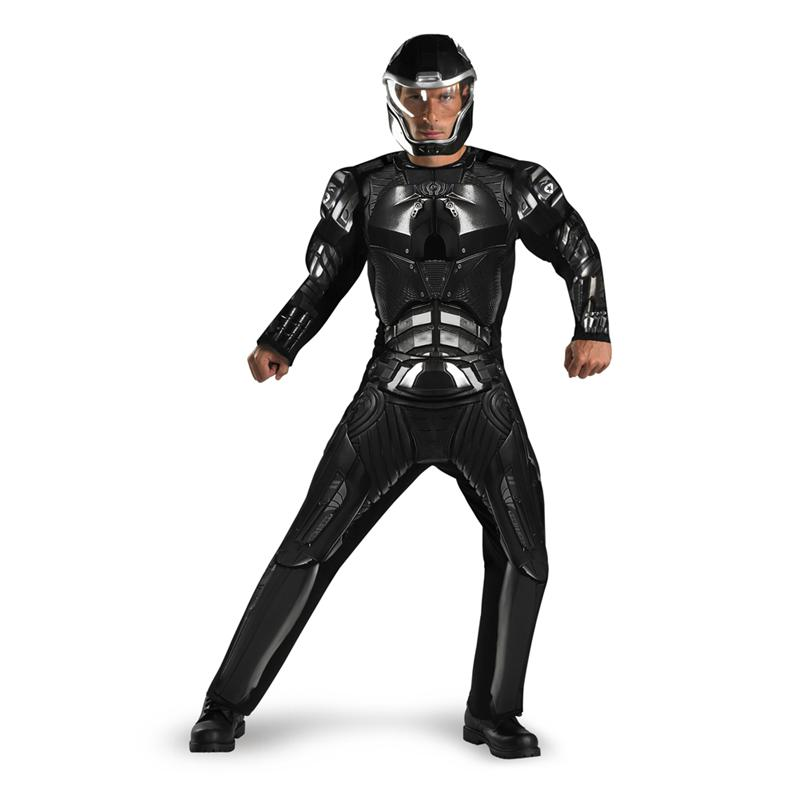 G.I. Joe Movie: The Rise of Cobra Duke Classic Muscle Adult Costume