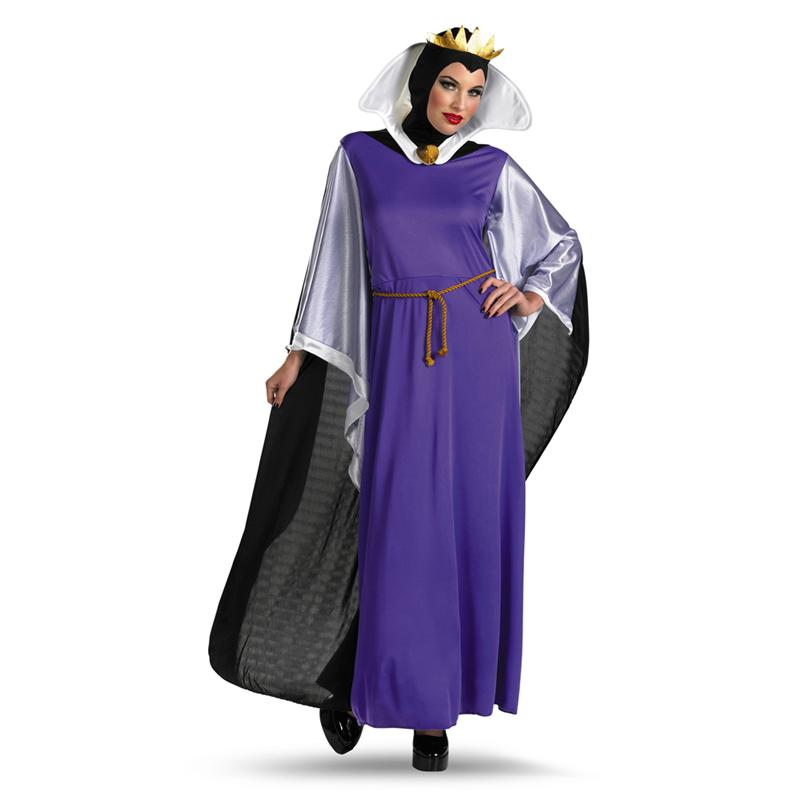 Snow  (Deluxe Evil Queen Costumes)