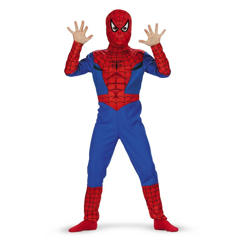 Spider-Man Classic Child Costume 5111