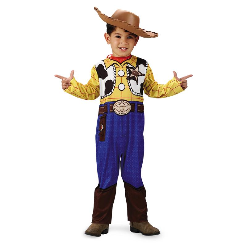 Toy Story And Beyond! Woody Classic Costume