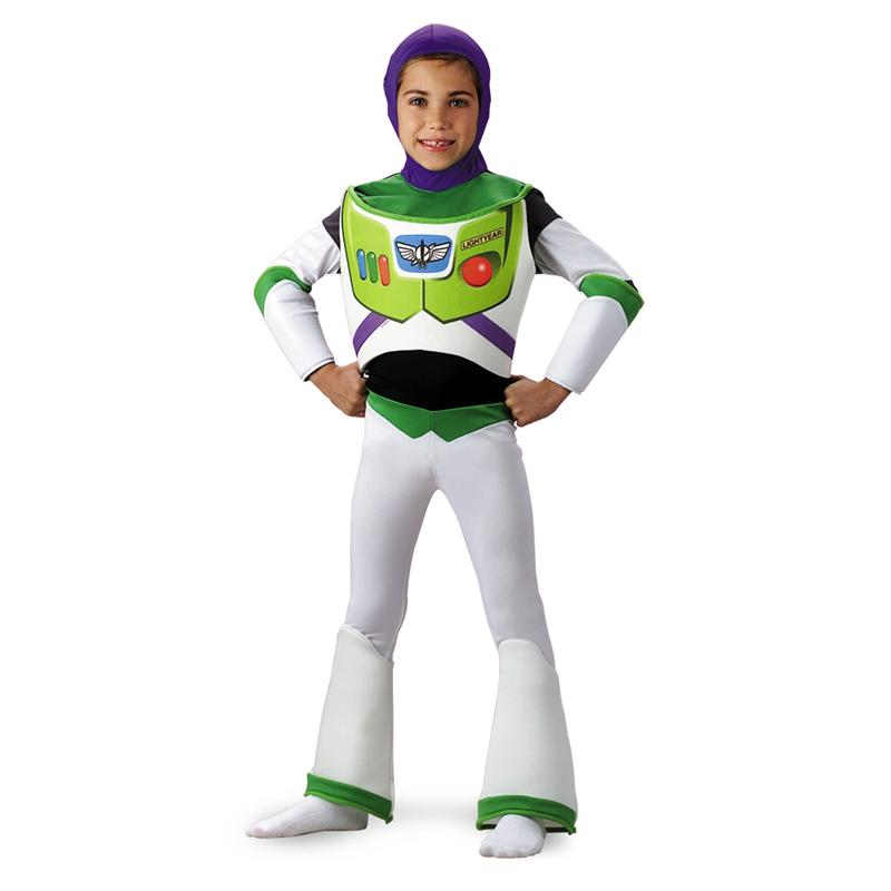Toy Story And Beyond! Buzz Lightyear Deluxe Child Costume