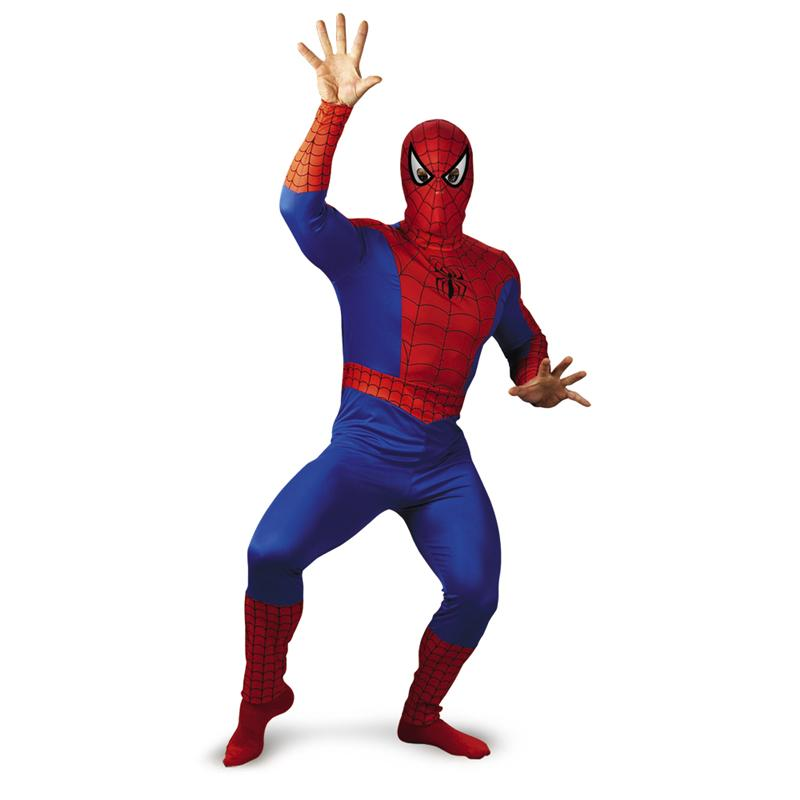 Marvel Spider-Man Adult Costume