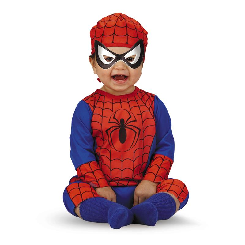 Marvel Spider-Man & Friends Spider-Man Infant Costume by Disguise