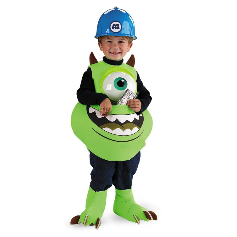 Monsters Inc. Mike Candy Catcher Toddler Costume