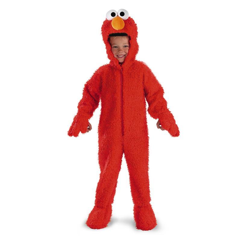 Sesame Street Elmo Deluxe Plush Costume 5633