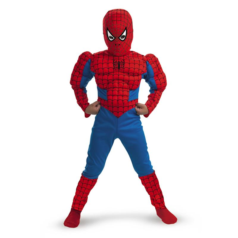 Spider-Man The Amazing Classic Muscle Costume