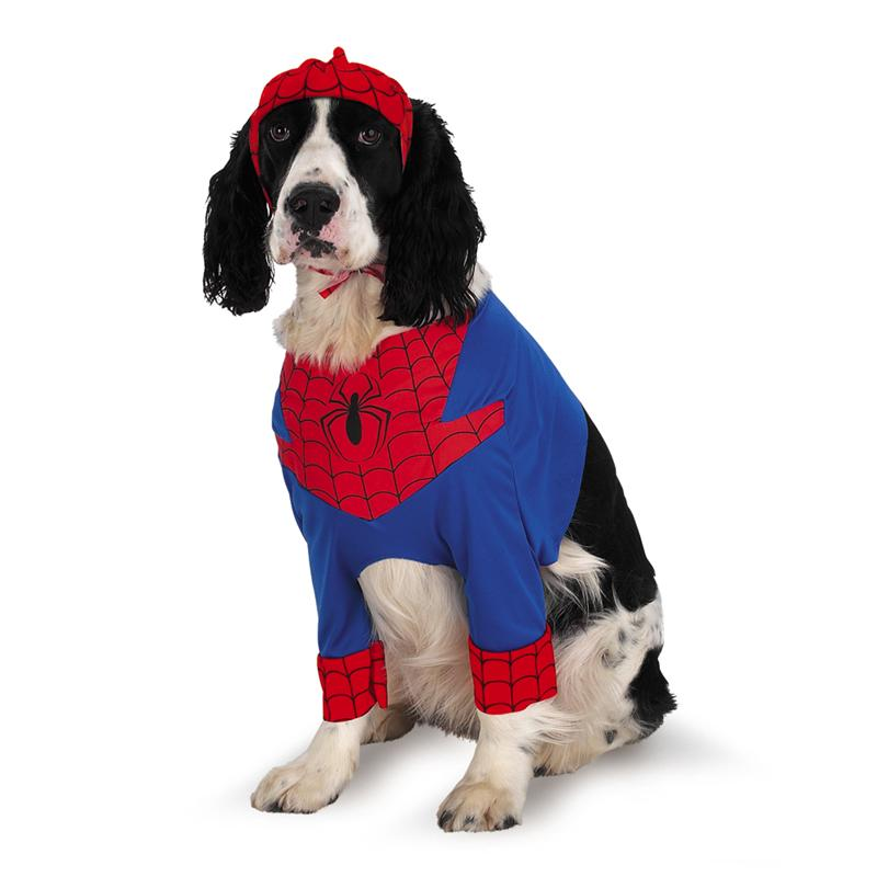 Spider-Man Pet Costume
