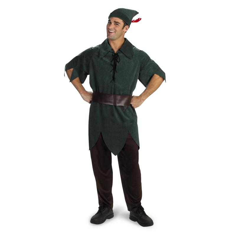 Peter Pan Classic Adult Costume