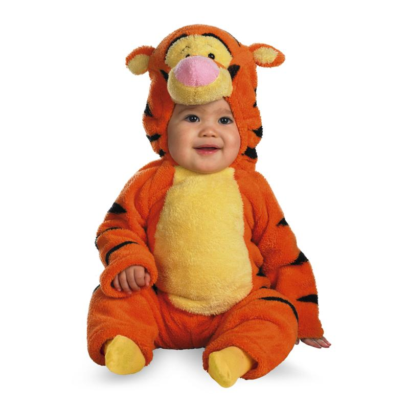Winnie The Pooh Tigger Infant Costume