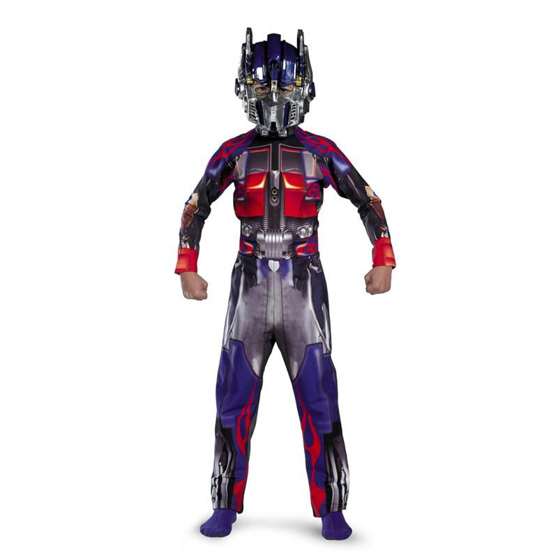 Transformers: Revenge of the Fallen Optimus Prime Movie Classic Child Costume