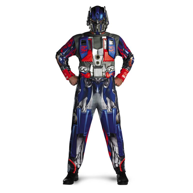 Transformers: Revenge of the Fallen Optimus Prime Movie Deluxe Costume