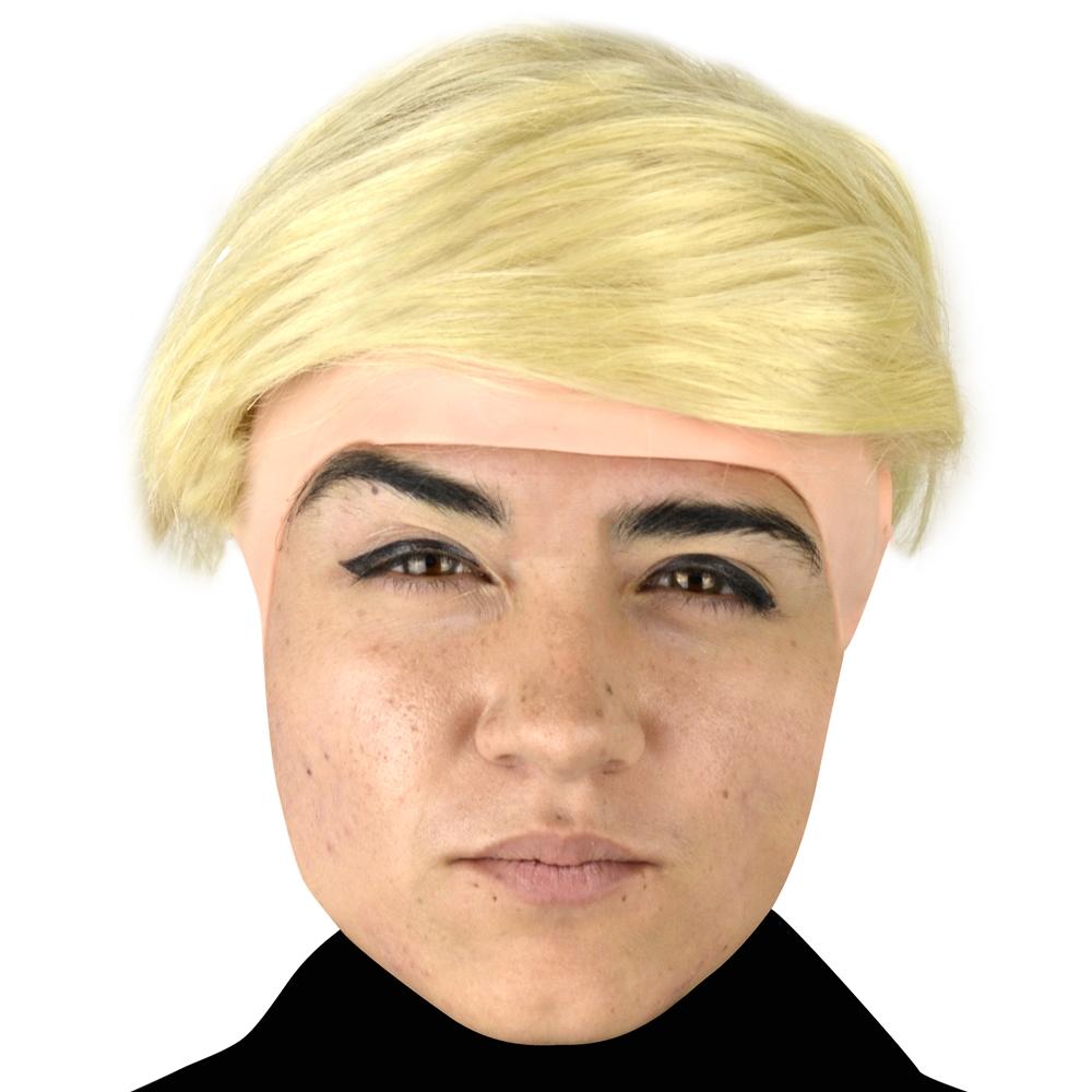 Donald Trump or Elf Child Customizable Headpiece Wig