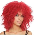 Kinky-Curls-Red-Wig