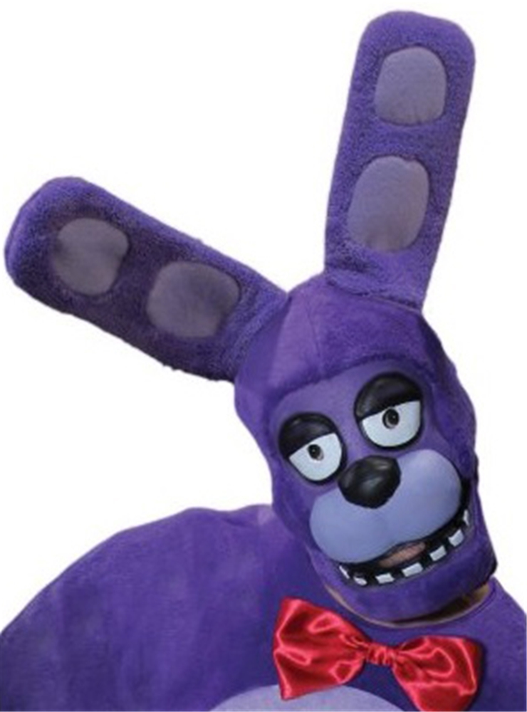 Five Nights At Freddy S Bonnie Adult Mask 381414
