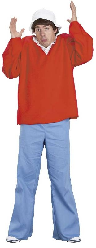 Gilligan Adult Costume