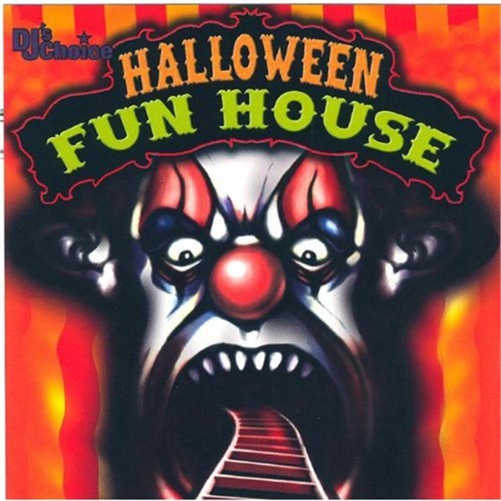 Scary fun house ideas