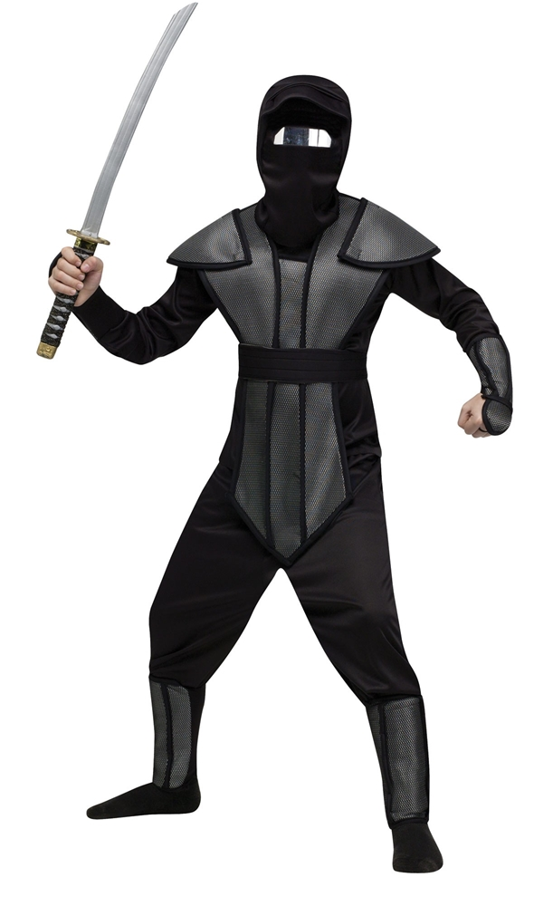 Haunted Mirror Ninja Child & Teen Costume by Fun World