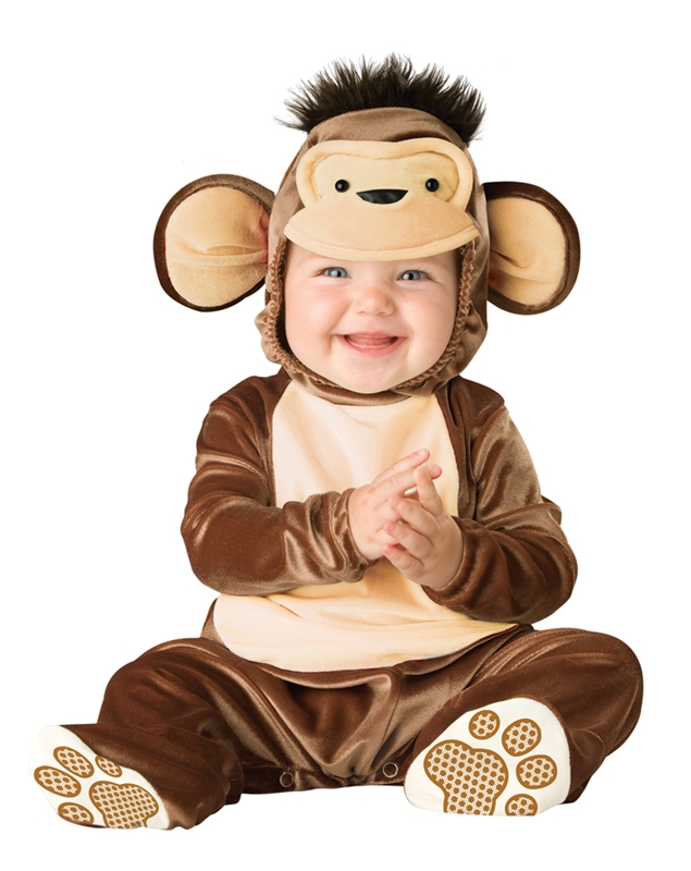 Mischievous Monkey Infant & Toddler Costume by Incharacter