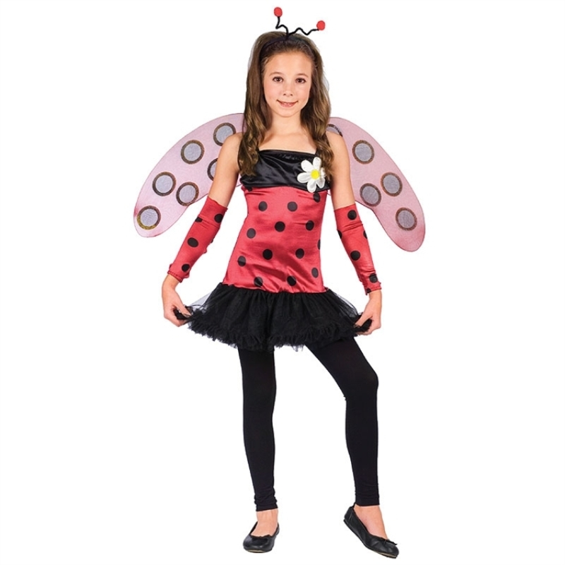 Lovely Lady Bug Child Costume by Fun World