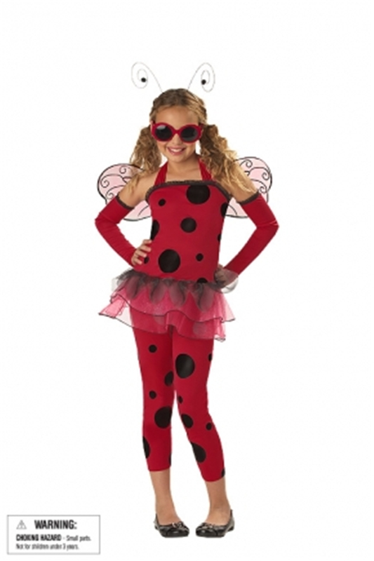 Love Bug Red Child  Costume